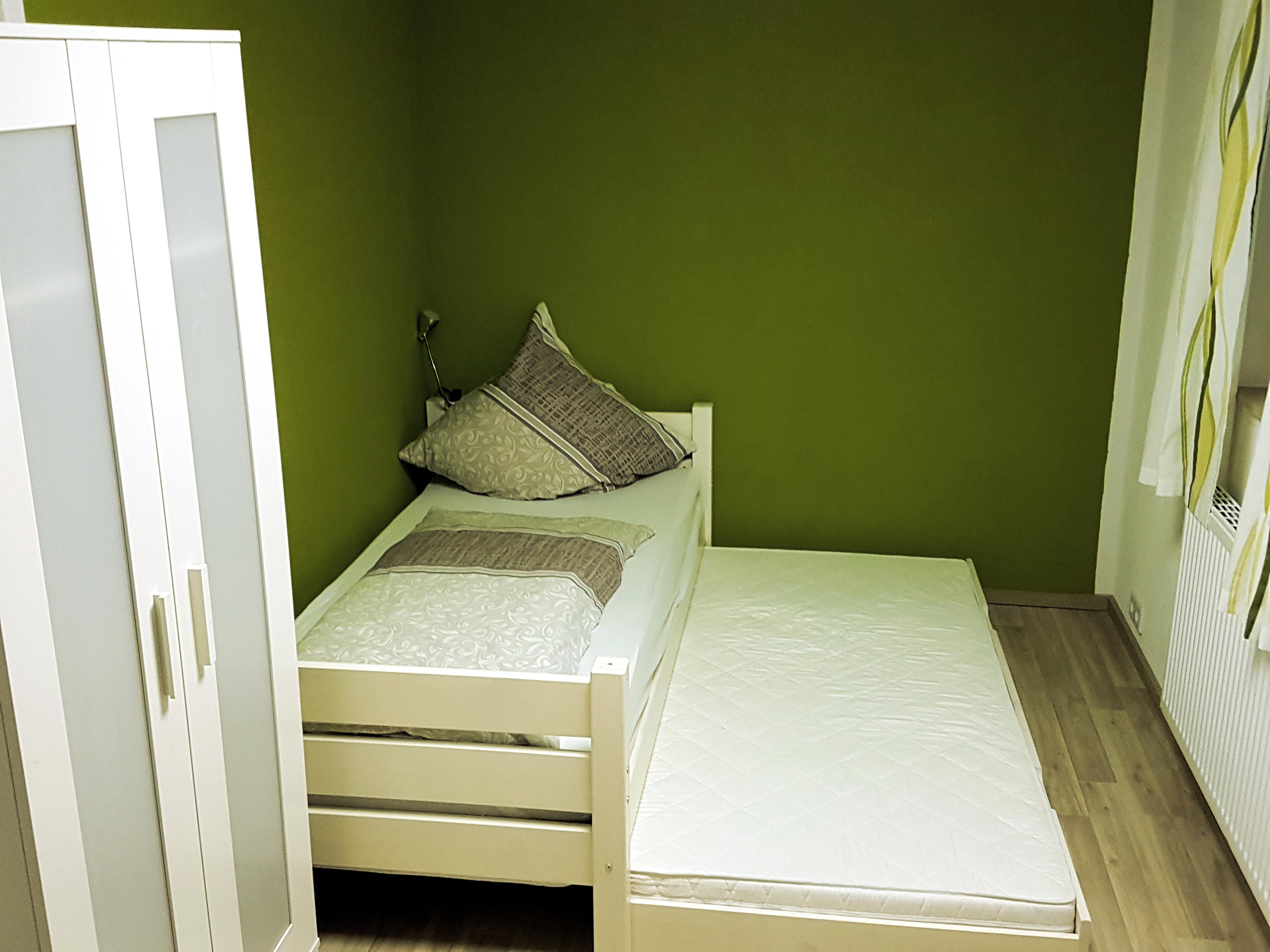 Zimmer 2 Bett 1&3