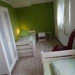 Zimmer 2 ( 0,9 x 2m)